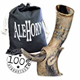 AleHorn – The Original Handcrafted Authentic Viking Drinking Horn - 12
