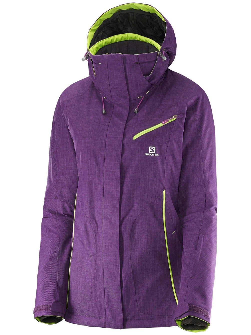 Damen Snowboard Jacke Salomon Fantasy Jacket bestellen
