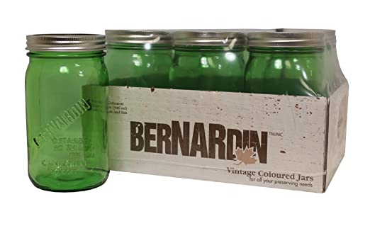 Bernardin Mason Bernardin Mason Jars 946 ml