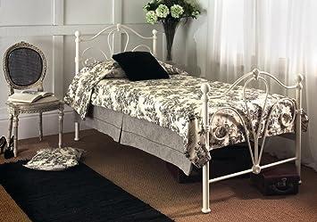 Feux de la rampe, Nimbus-Tour de lit simple en métal 91 cm