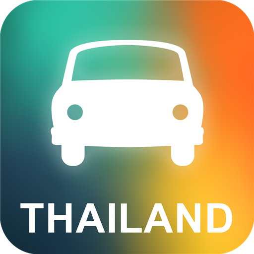 Thailand-GPS-Navigation