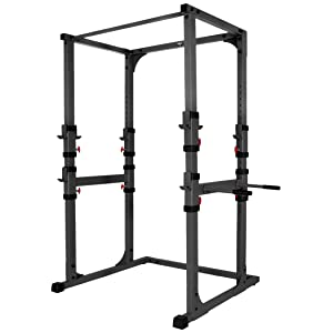 XMark Fitness XMark Power Cage with Dip Station and Pull-up Bar XM-4430