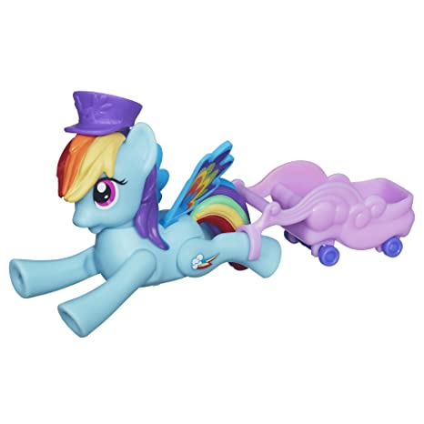 My Little Pony Friendship is Magic Rainbow Power Rainbow Dash Zoom N' Go
