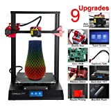 ENOMAKER Creality CR-10S Pro 3D Printer Upgraded with Auto Leveling, Touch LCD, Double Gear Extrusion, Resume Printing, Filament Detection 300×300×400mm