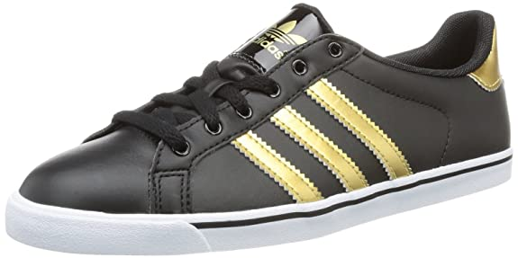 adidas sneaker schwarz gold damen
