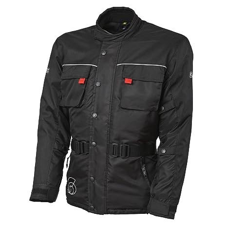 Germas 501. 01-74-11XL veste de randonnée Frisco également au 12XL textile Taslan pour moto noir taille :  11XL