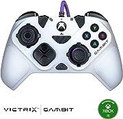【国内正規品】Victrix Gambit 世界最速のXboxコントローラー、ゲーミングコントローラー【Xboxオフィシャルライセンス商品】