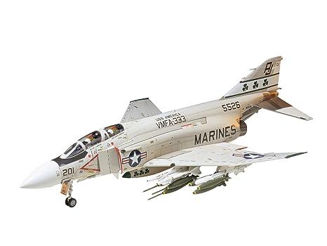 Tamiya - 60308 - Maquette - Aviation - F4j Marines Jolly Rogers