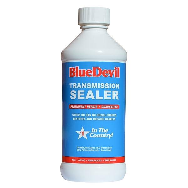 BlueDevil Transmission Sealer - 16 Ounce (00236) (Tamaño: 8 Quart)