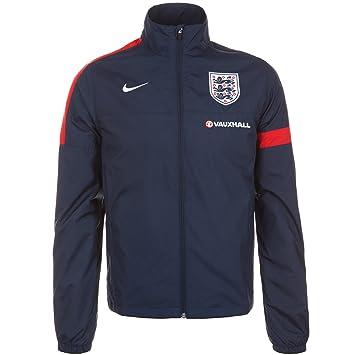 2013 14 England Nike Woven Jacket (Navy) udhkhgk