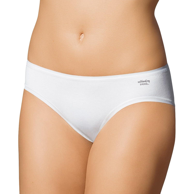 SPEIDEL Damen Minislip 5er Pack – SOFTFEELING 9601 Baumwolle+Modal+Elasthan, Farbe Weiss/Schwarz/Skin, Gr. 38-46 jetzt bestellen