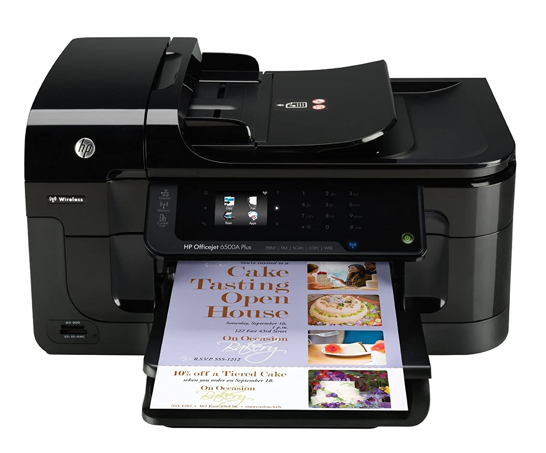 HP Officejet 6500A Multifunktionsgerät