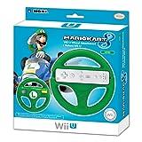 HORI Mario Kart 8 Racing Wheel (Luigi) - Nintendo Wii U (Color: Luigi - Green)
