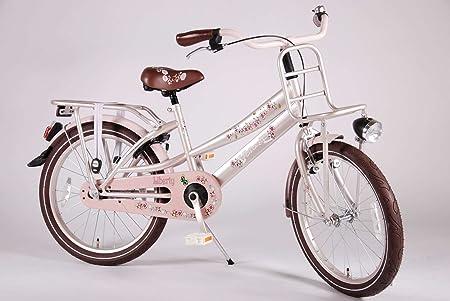 Vélo femme 20 pouces rose age 6 7 8
