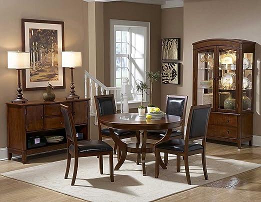 Homelegance Avalon Round Dining Table Set 1205-48-SET