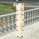 BoTaiDaHong Roman Concrete Plaster Cement Casting Moulds Balustrades Mold DIY