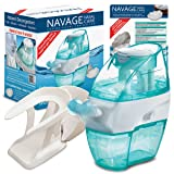 Navage Nasal Irrigation Starter Bundle: Naväge Nose Cleaner, 36 SaltPod Capsules, and Countertop Caddy. $122.85 if purchased separately; you save $32.90 (27%)