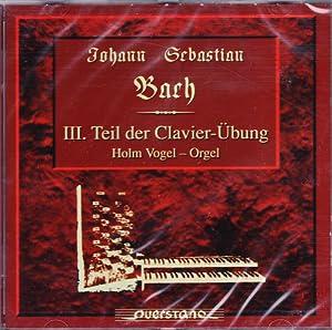 III Teil Der Clavier-Ubung