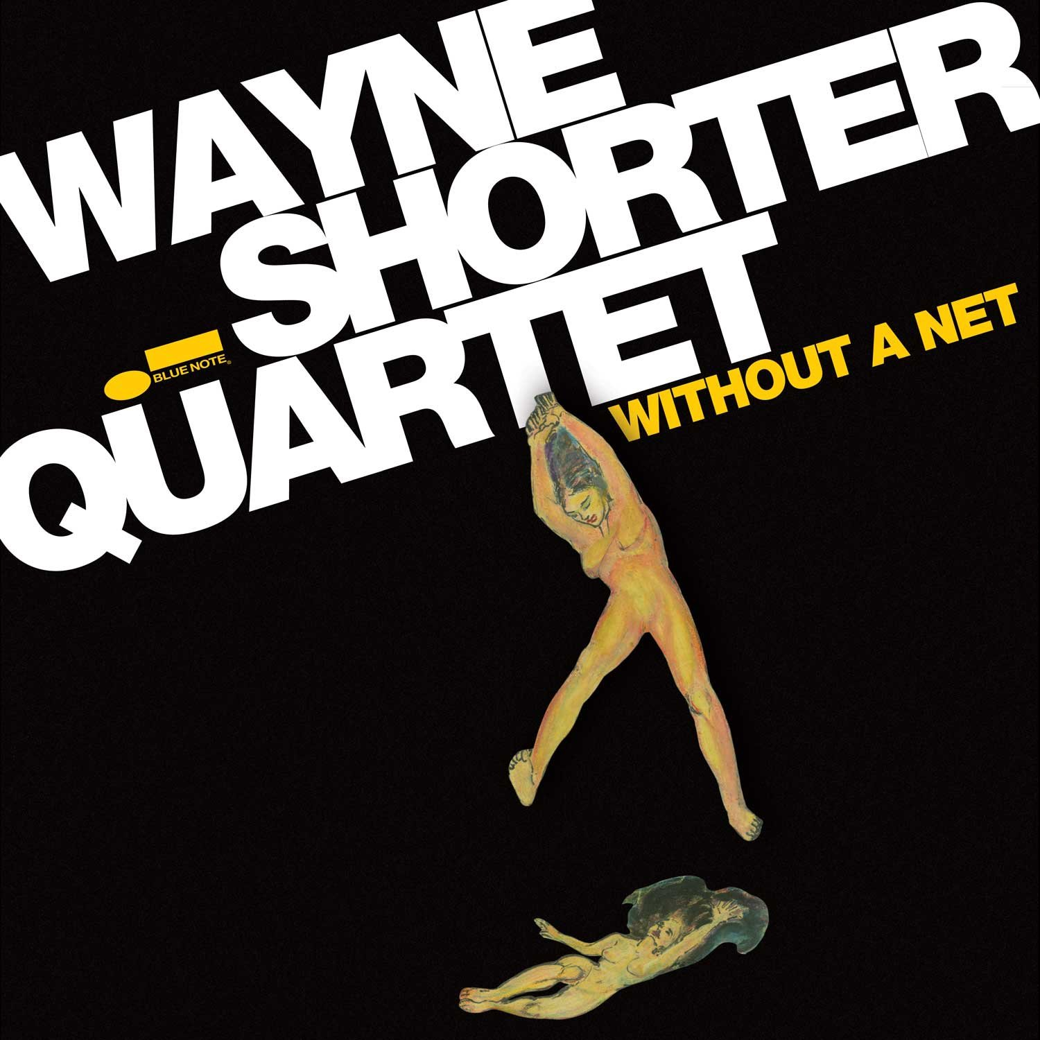 Wayne Shorter - Without A Net cover 