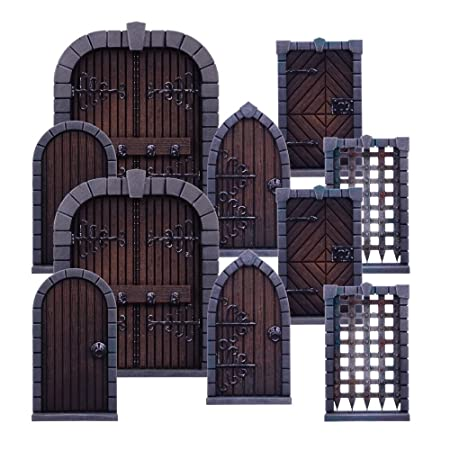 Dungeon Saga: Doors Pack by Mantic Games