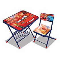 Activity Disney Cars  Desk and Chair Set