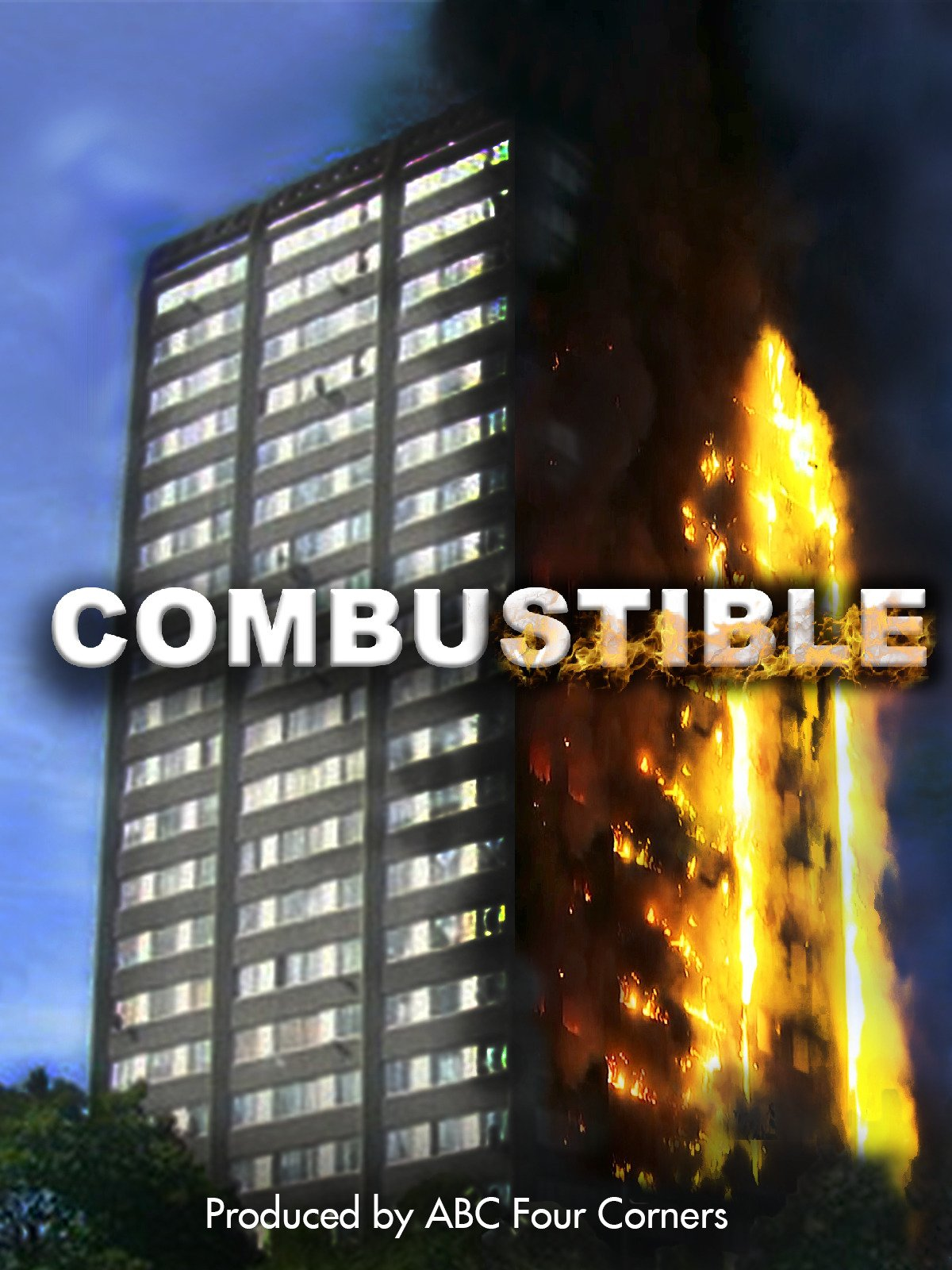 Combustible on Amazon Prime Instant Video UK