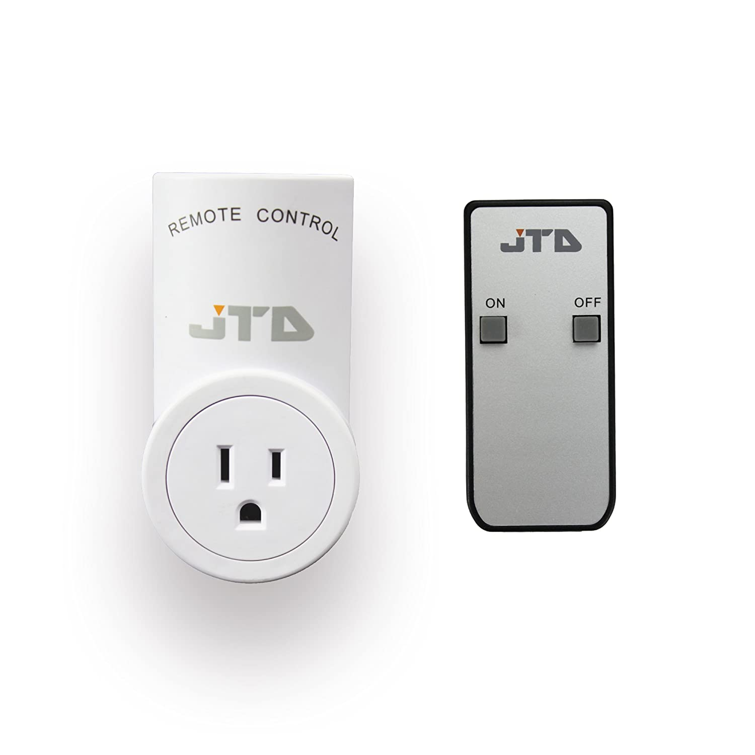 jtd wireless remote control electrical outlet switch. Black Bedroom Furniture Sets. Home Design Ideas