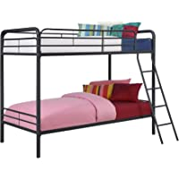 Epic DHP Twin Over Metal Bunk Bed
