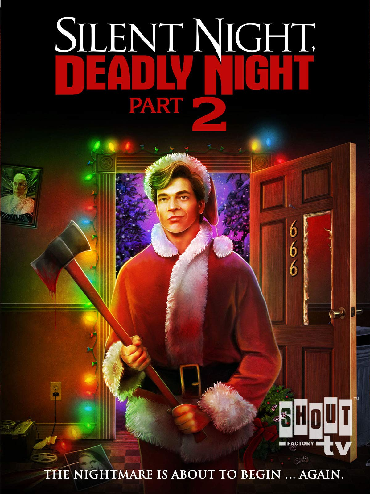 Silent Night, Deadly Night: Part 2 on Amazon Prime Video UK