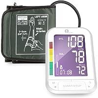 1byone Upper Arm Blood Pressure Monitor (White)