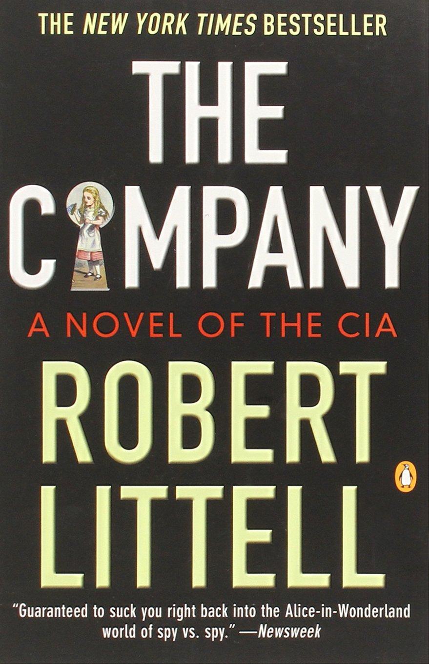 A Novel of the CIA - Robert Littell