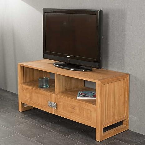 Meuble TV en teck Thea 110