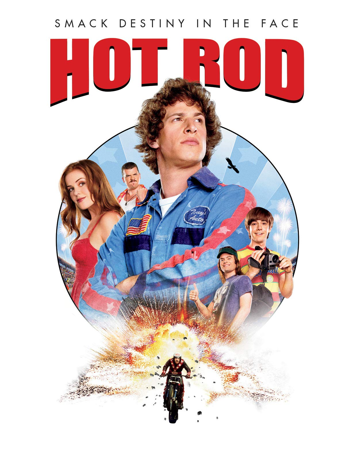 Hot Rod on Amazon Prime Video UK