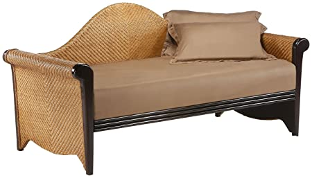 Night & Day Rosebud Twin Day Bed Chocolate
