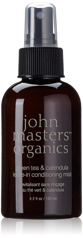 ジョンマスターオーガニック グリーンティー&カレンデュラリーブインコンディショニングミスト 125ml