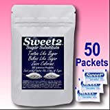 Sweet2 is the best tasting alternative sugar substitute you will ever use. Zero Calories, less than 1 gram of carbs, Perfect for Diabetics, Keto, Atkins, Whole-30 & Low Carb Diets. (50)