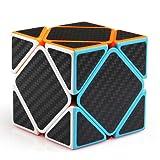 Coogam Zcube Carbon Fiber Skewb Cube Shapes Puzzle Toy