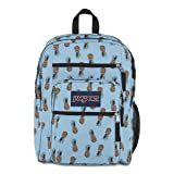 JANSPORT Unisex Big Student, Leopard Pineapples, One Size (Color: Leopard Pineapples, Tamaño: One Size)