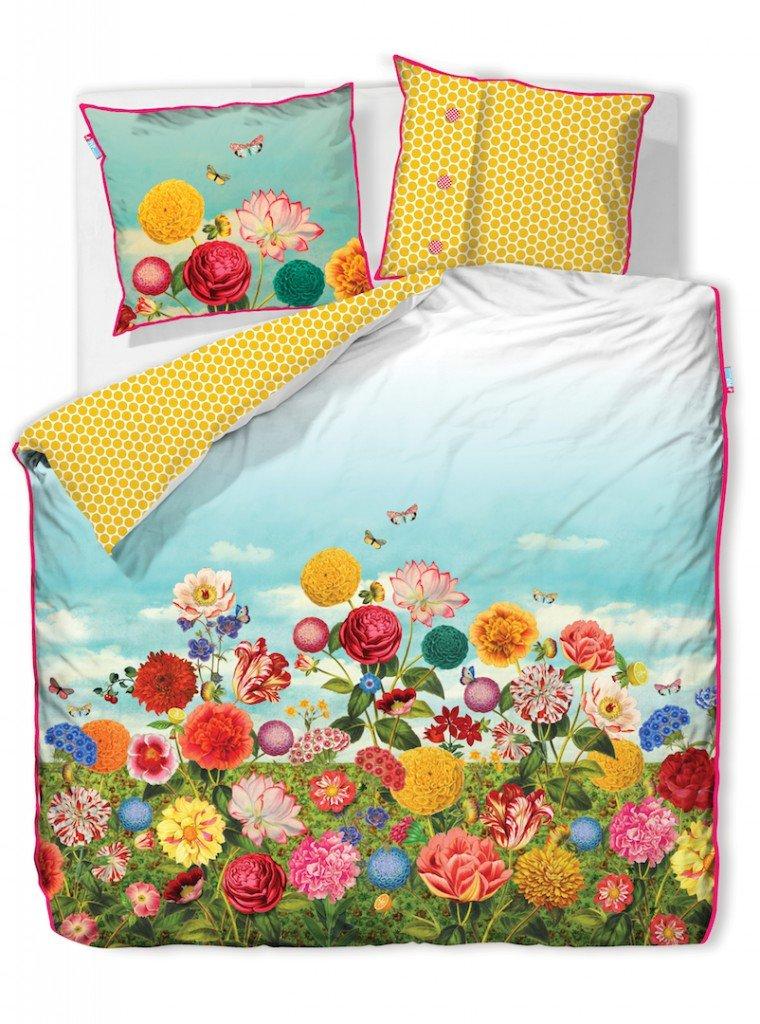 PiP Studio PiP Bettwäsche Wild Flowerland multi 135x200 cm + 80x80 cm    Kundenbewertung und weitere Informationen