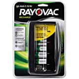 Rayovac Universal Battery Charger PS204 Gene