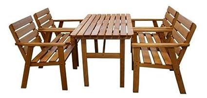 LD Asiento Grupo, de 5piezas, muebles de jardín, mobiliario de jardín, jardín Set