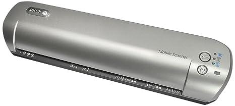 Xerox - Mobile Scanner - Scanner à feuilles - 216 x 297 mm - 300 ppp - USB 2.0, Wi-Fi(n)