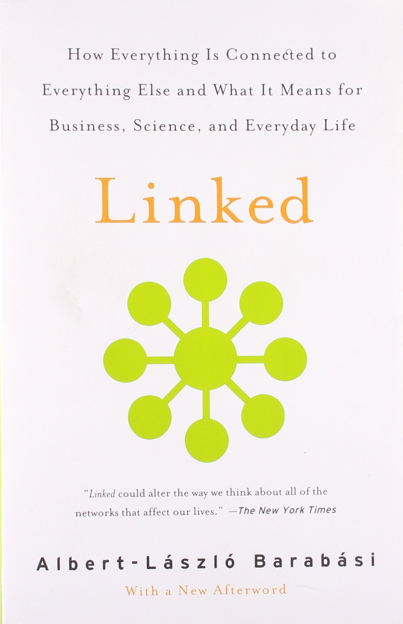Linked-the new science of networks