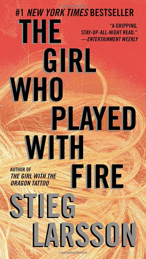 The Girl Who Played With Fire ISBN-13 9780307949509