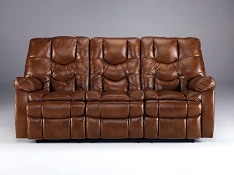 Famous Collection Dune Reclining Sofa