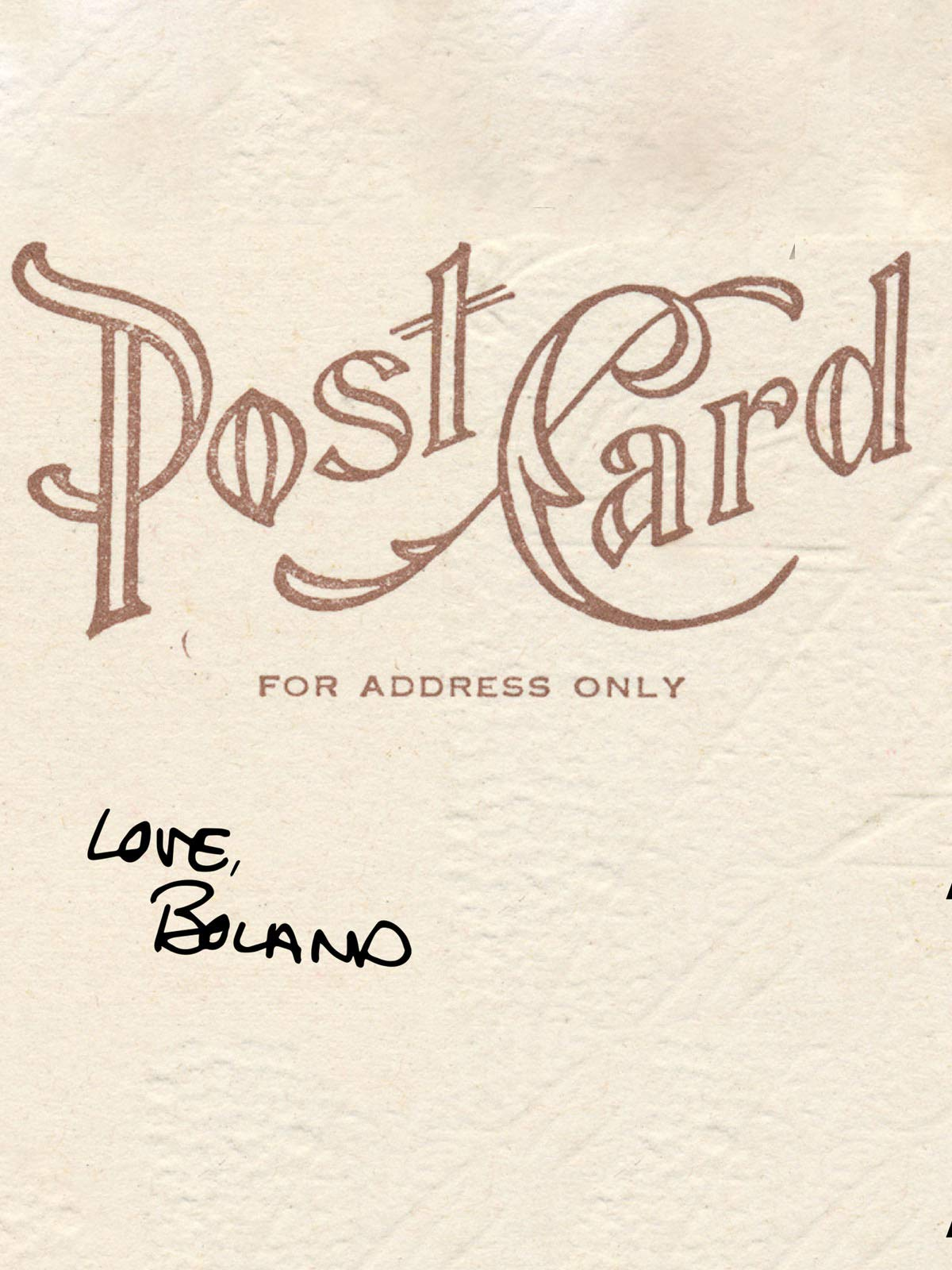 Post Card on Amazon Prime Video UK
