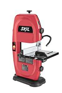 SKIL Band Saw Red