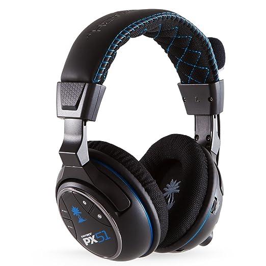 Turtle Beach Ear Force PX51 Casque audio Multicolore