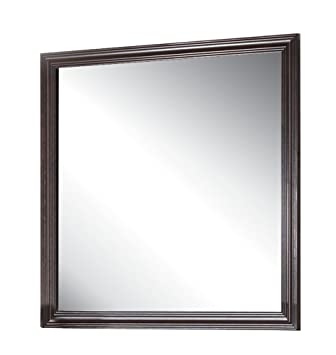 ACME 21434 Ajay Mirror, Espresso Finish