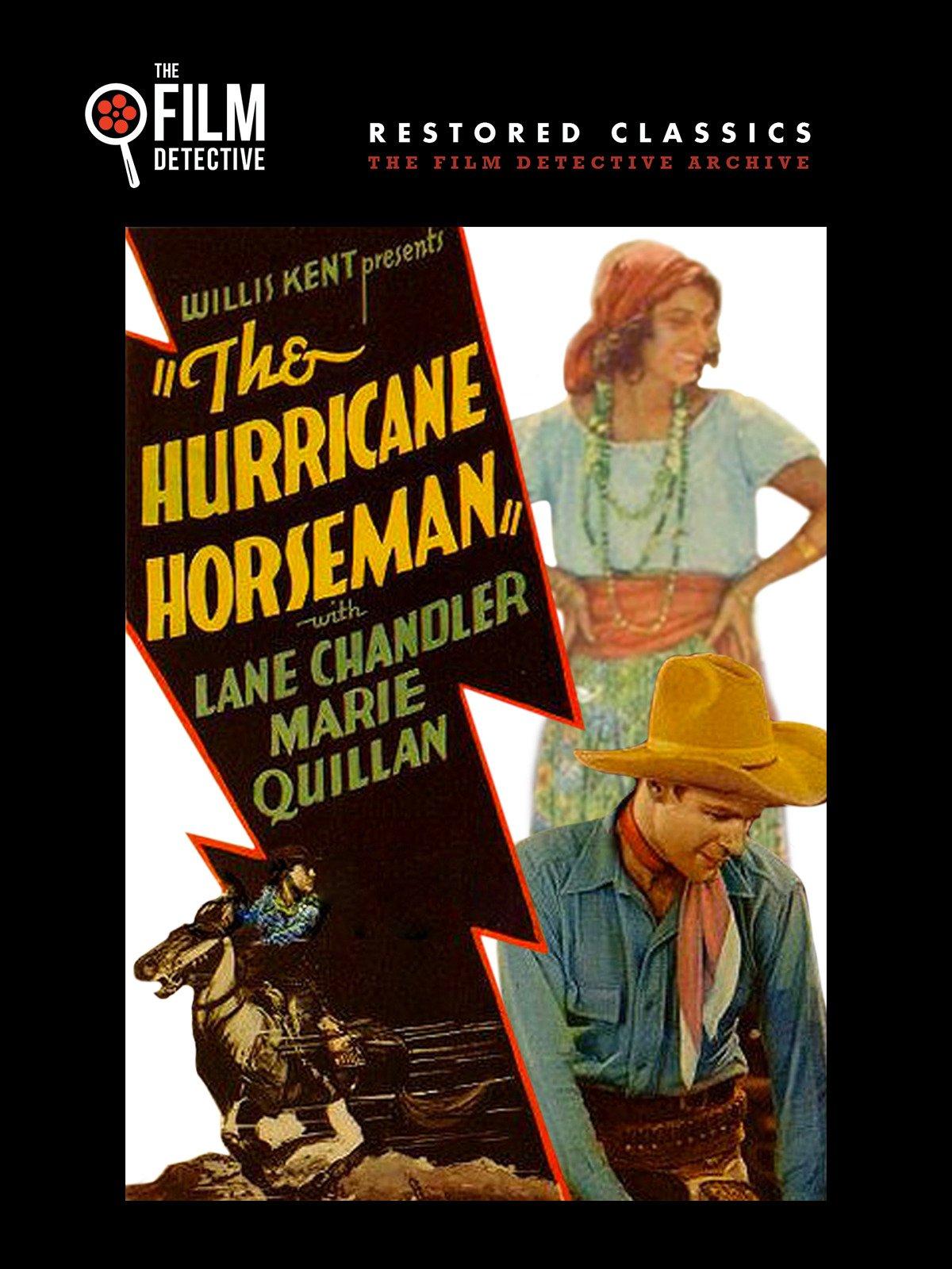 Hurricane Horseman on Amazon Prime Instant Video UK